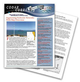 CODAR Newsletter - Fall 2016