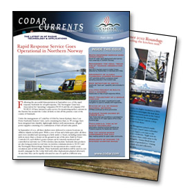 CODAR Newsletter - Fall/Winter 2012