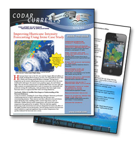 CODAR Newsletter - Winter/Spring 2012