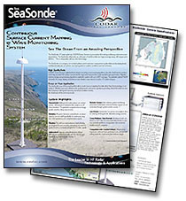 SeaSonde Product Sheet